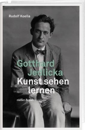 Gotthard Jedlicka Bild 1